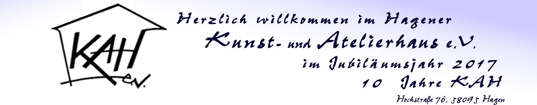 KAH Kunst- und Atelierhaus Hagen e.V.